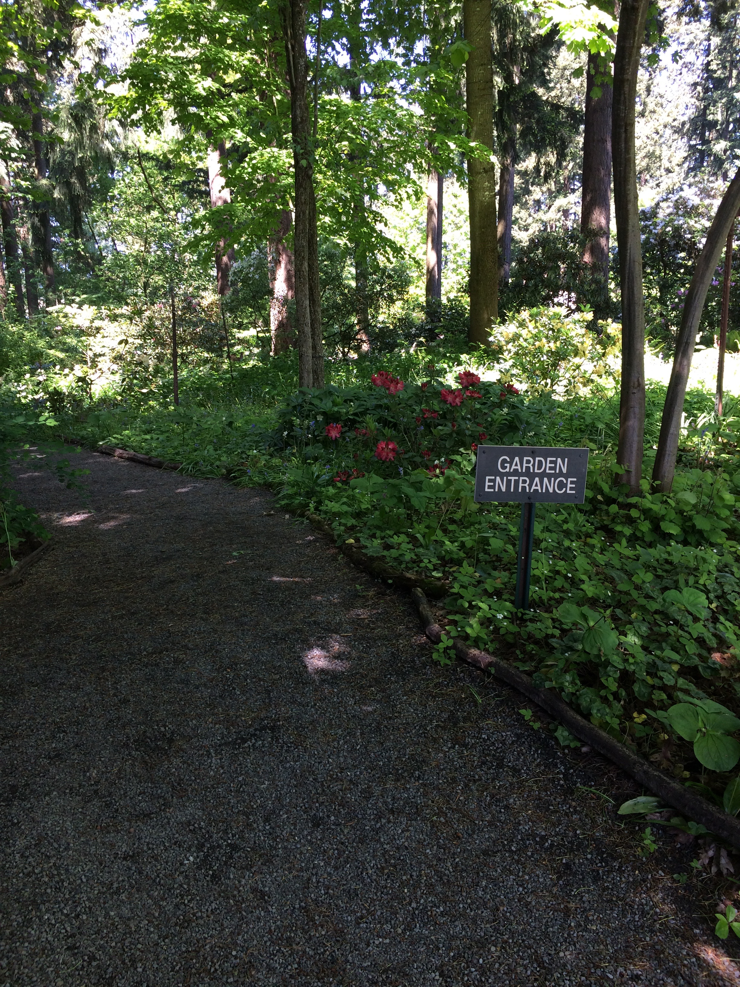 High Quality Run By The Portland Chapter Of The American Rhododendron Society, The Cecil  U0026 Molly Smith Garden Is Only Open For Limited Visits During The Months Of  April ...